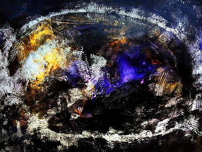 Cosmic Dream  45x60 Prints Modern Paintings Abstract Art Original Poster by Robert R Splashy Art Abstract Paintings