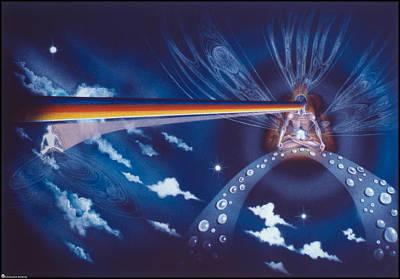 Cosmic Mediator Poster