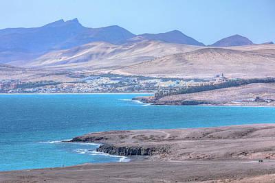Costa Calma - Fuerteventura Poster by Joana Kruse
