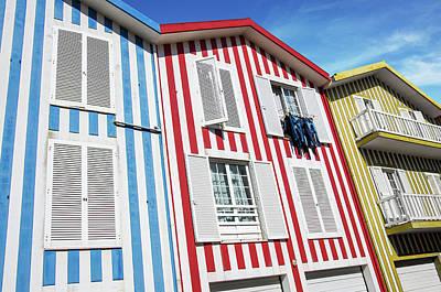 Costa Nova Houses 5 Poster