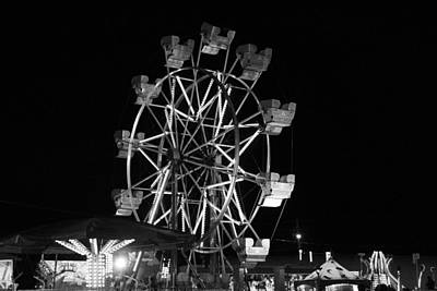 Poster featuring the photograph County Fair Fun by Rick Morgan