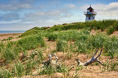 Covehead Harbour - 2 - Prince Edward Island Poster by Nikolyn McDonald