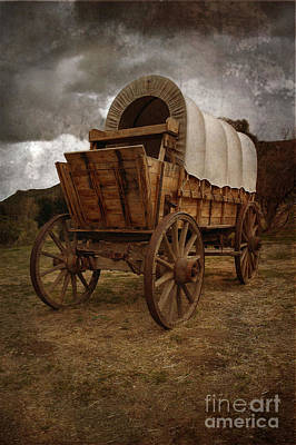 Covered Wagon 1 Poster