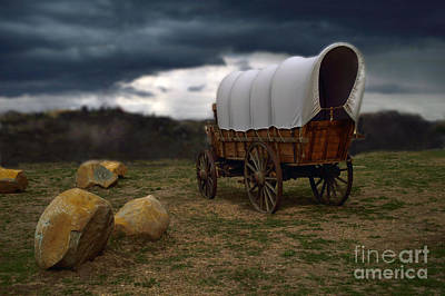 Covered Wagon 2 Poster