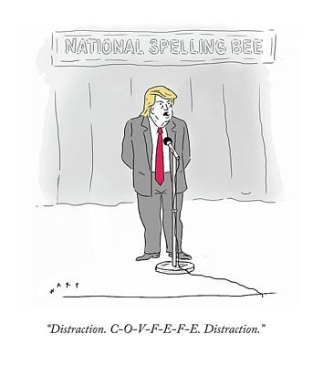 Covfefe Poster
