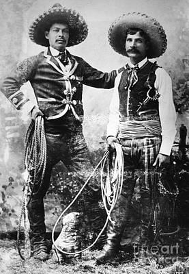 Cowboys, C1900 Poster
