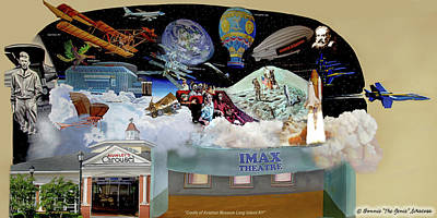 Cradle Of Aviation Museum Poster