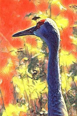 Crane View Poster