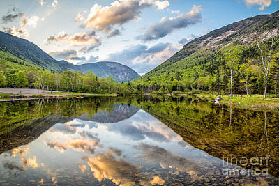 Crawford Notch New Hampshire Poster