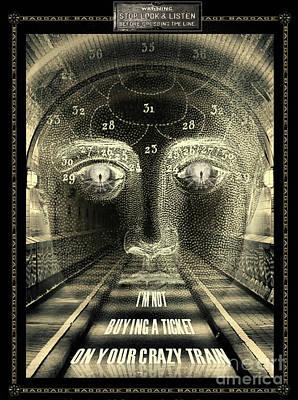 Crazy Train Poster