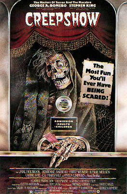 Creepshow, 1982 Poster by Everett