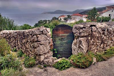 Croatian Gate Poster