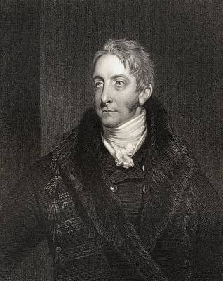 Cropley Ashley Cooper 6th Earl Of Poster by Vintage Design Pics