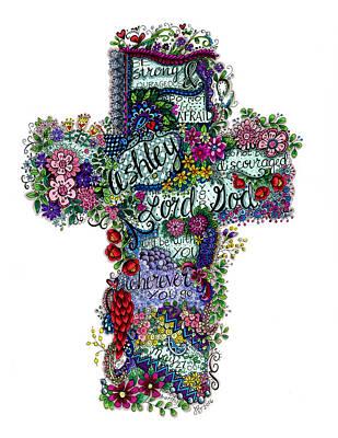 Cross For Ashley Poster