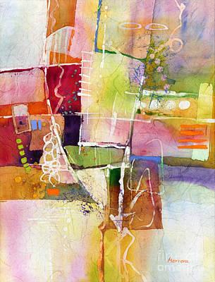 Crossroads Poster by Hailey E Herrera
