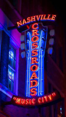 Music City Crossroads Poster