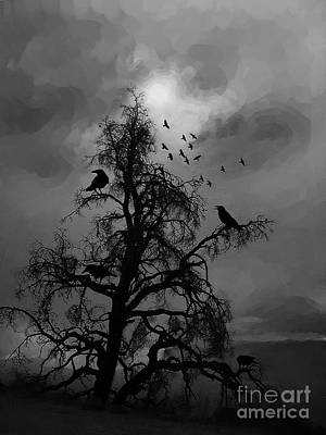 Crows Wild  Poster