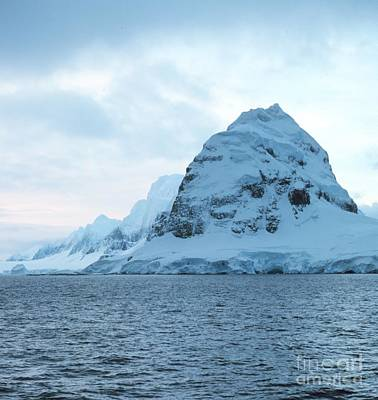 Cruising Back To Punta Arenas Chile Poster