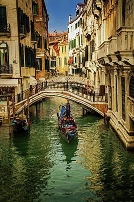 Cruising Venice Poster