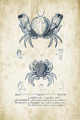 Crustaceans - 1825 - 02 Poster