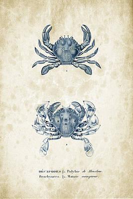 Crustaceans - 1825 - 05 Poster