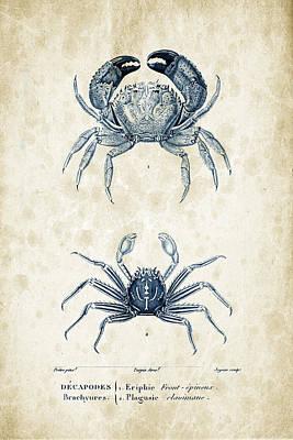 Crustaceans - 1825 - 12 Poster