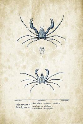 Crustaceans - 1825 - 22 Poster