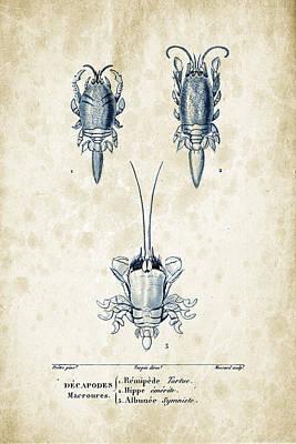Crustaceans - 1825 - 27 Poster