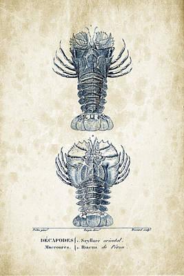 Crustaceans - 1825 - 29 Poster