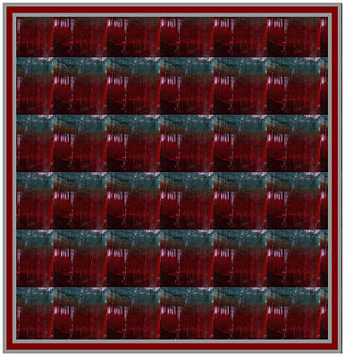 Crystal Energy Crystal Stone Micro Photography Pattern Graphic Art   Poster