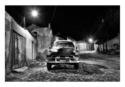 Cuba 10 Poster by Marco Hietberg