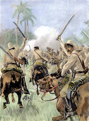 Cuba, 1896 Poster by Granger