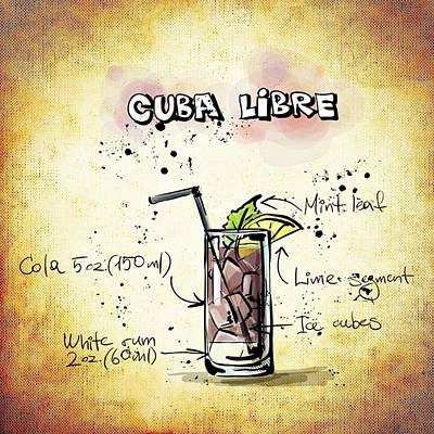 Cuba Libre Poster by Movie Poster Prints