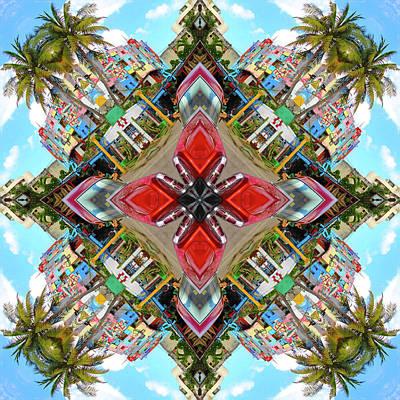 Cuban Kaleidoscope Poster