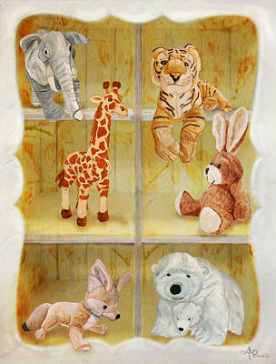 Cuddly Clubhouse Poster