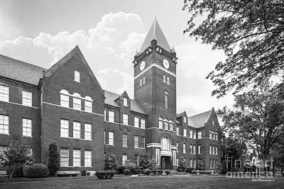 Cumberland University Memorial Hall Poster