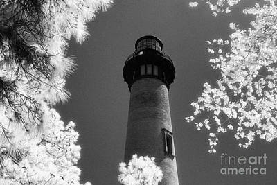 Currituck Beach Lighthouse Poster by Jeff Holbrook