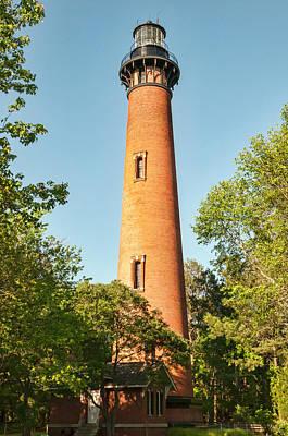 Currituck Beach Lighthouse Poster