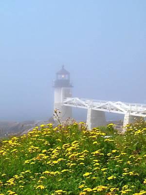 Cushing Lighthouse Poster