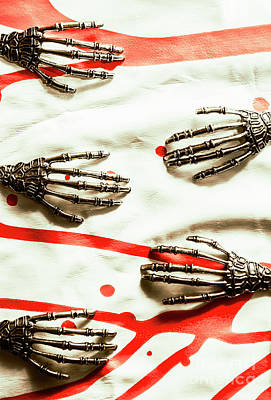 Cyborg Death Squad Poster by Jorgo Photography - Wall Art Gallery