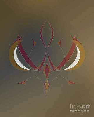 Da Vinci Spider Poster