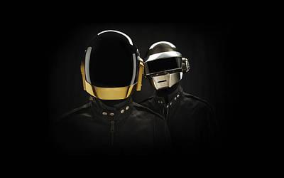Daft Punk - 694 Poster