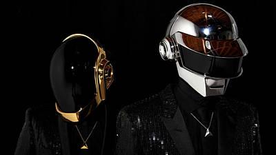 Daft Punk - 75 Poster