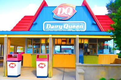 Dairy Queen Poster