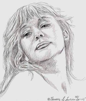 Dame Helen Mirren Poster