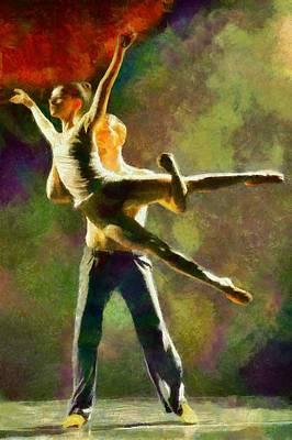 Dance 3 Poster