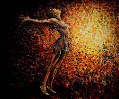 Dancer 03 Poster