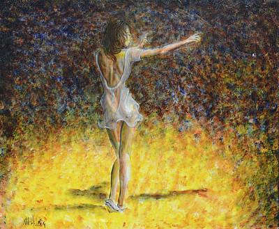 Dancer Spotlight Poster