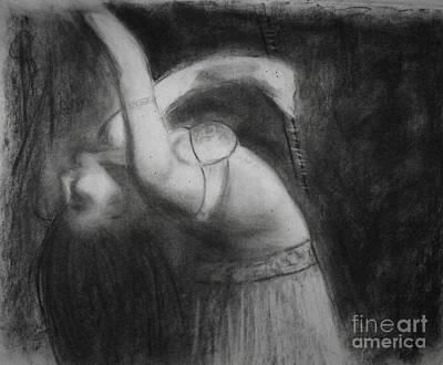 Dancer  Poster by Viviana Puello Villa
