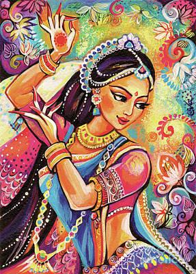 Dancing Of The Phoenix Poster